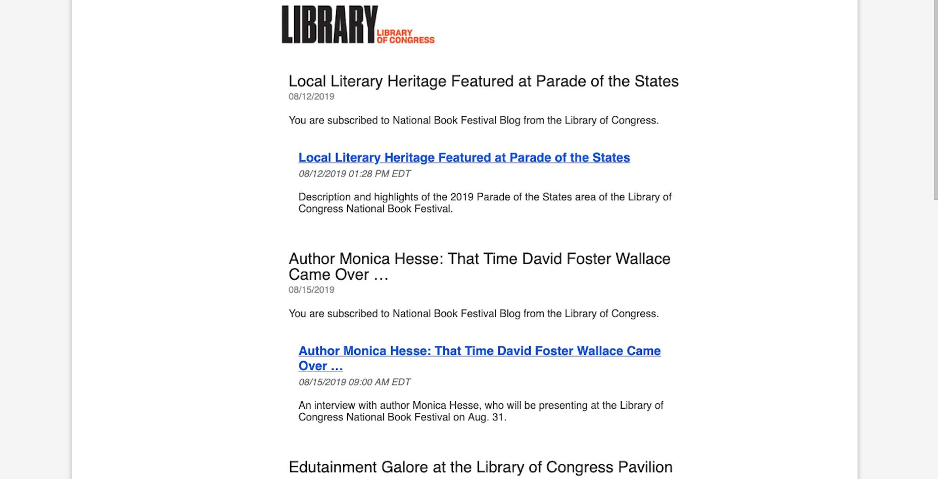 Boletín de la Biblioteca del Congreso