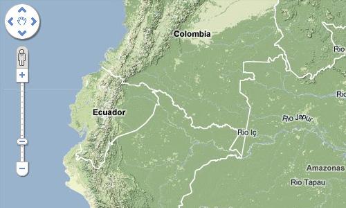 Zoom de Google Maps