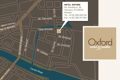 Hostales en Oxford