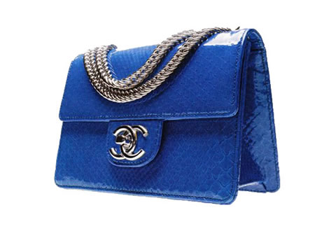 Monedero Chanel Klein Bleu