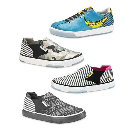 Zapatos Andy Warhol de Royal Elastics