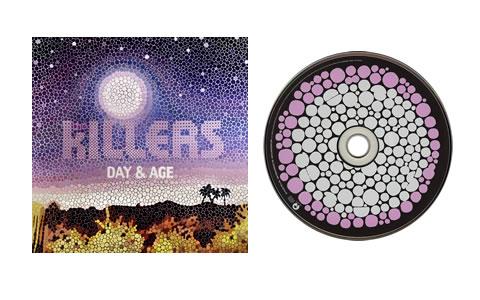 La carátula del álbum The Killers (2008)
