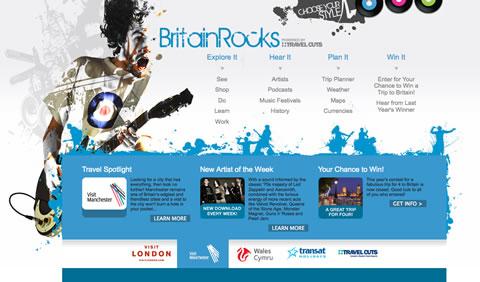 Gran Bretaña Rocks