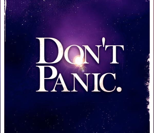 Que no cunda el pánico
