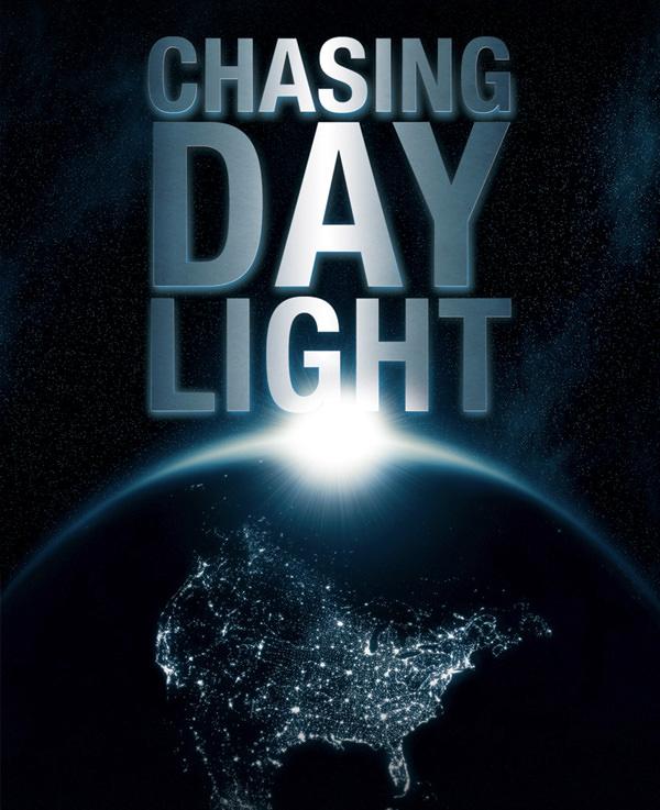 Persiguiendo la luz del día
