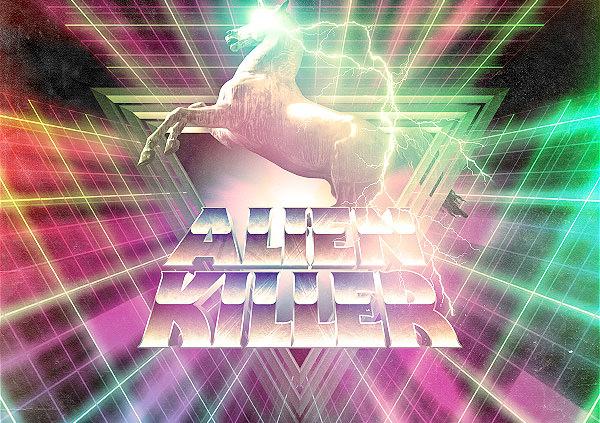 Asesino alienígena
