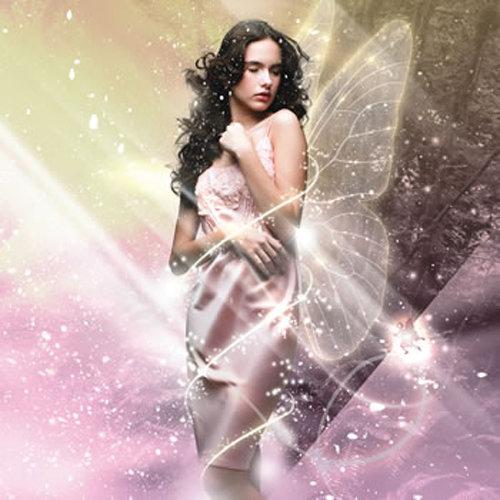 Efectos de luz de fantasía en Photoshop