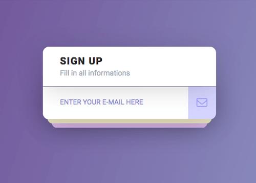 Formulario de registro interactivo