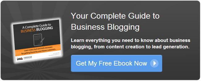ebook de blog de negocios gratis