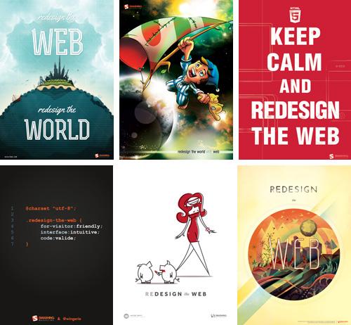 rediseñar la web