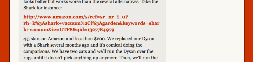 Se corrigieron cadenas largas de texto.
