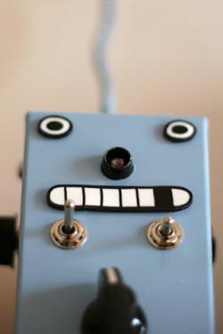 Robot sonriente