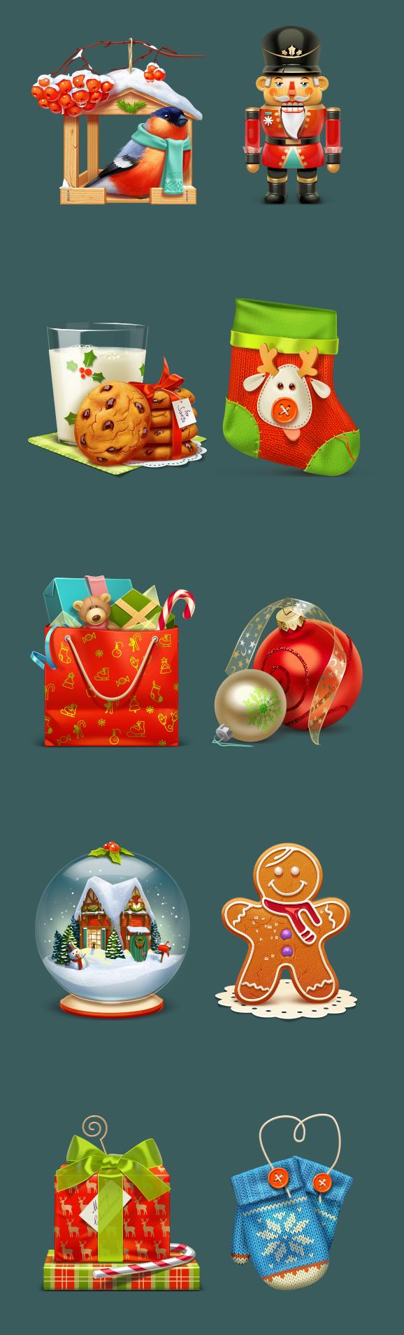 Conjunto de iconos gratis
