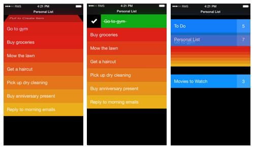 Borrar para iOS