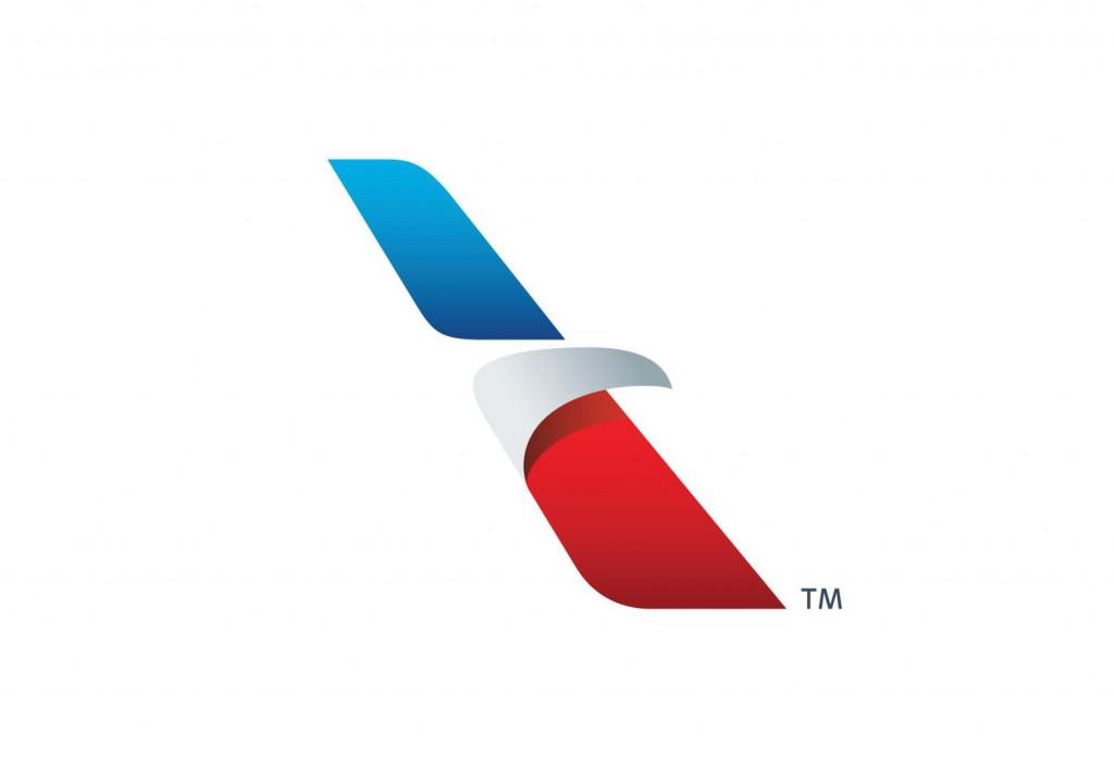 Símbolo de vuelo de American Airlines 2013