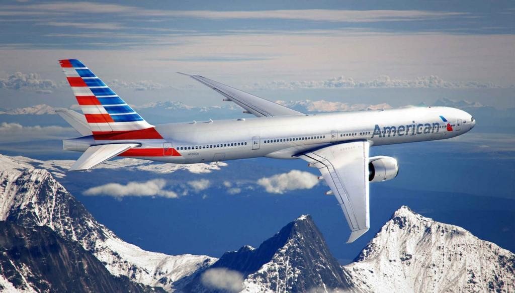 Nueva librea de American Airlines