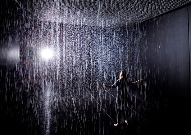 cuarto de lluvia